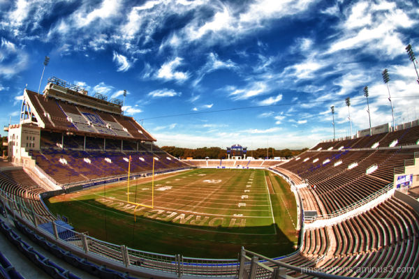 Amon G Carter Stadium Prior To Demolition