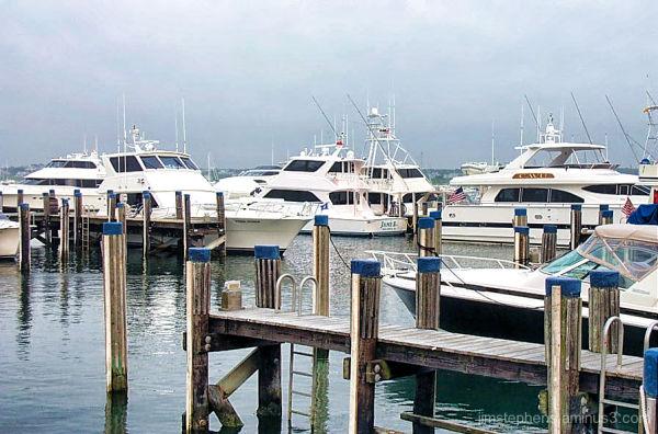 Nantucket Harbor 2000