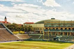 Amon G Carter Stadium South End