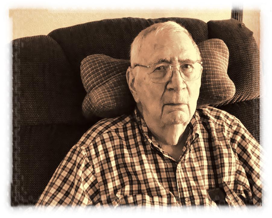 Dad at 95