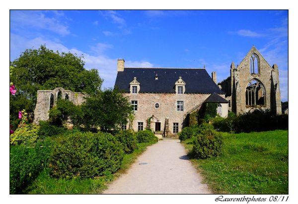 Abbaye,Bretagne,Paimpol