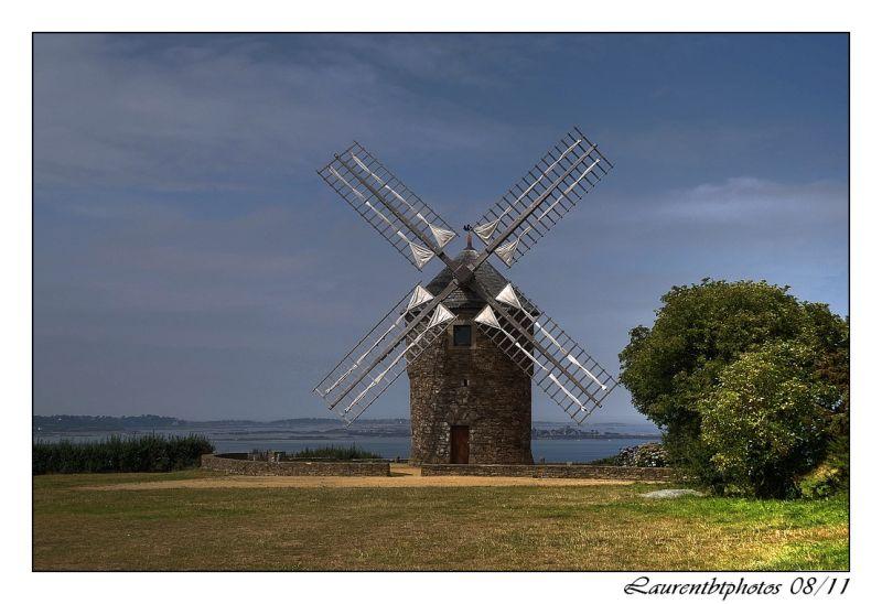 Moulin de Craca en HDR