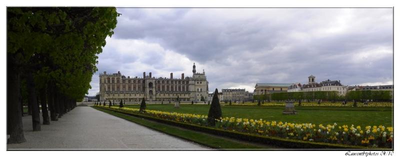 Le chateau de Saint Germain en Laye