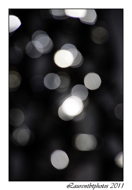 Reflets lumineux