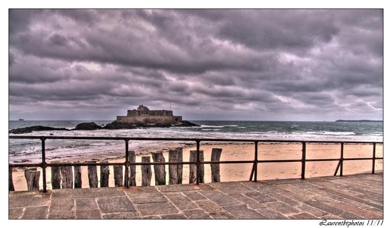 Fort, Saint Malo