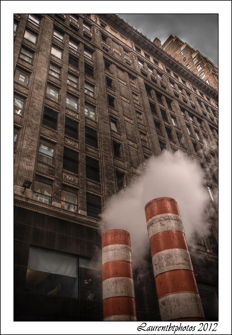 Fumées a NY
