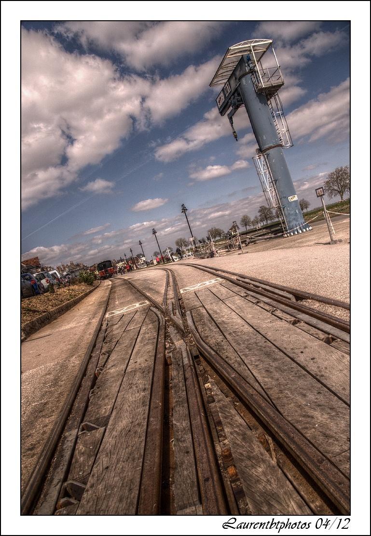 Rails, gare