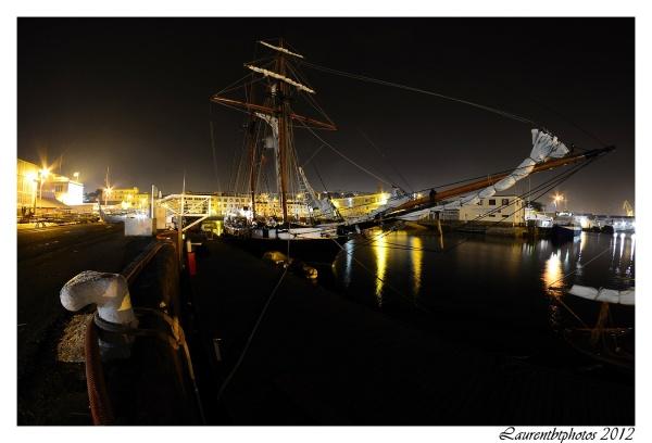 Brest, bateau