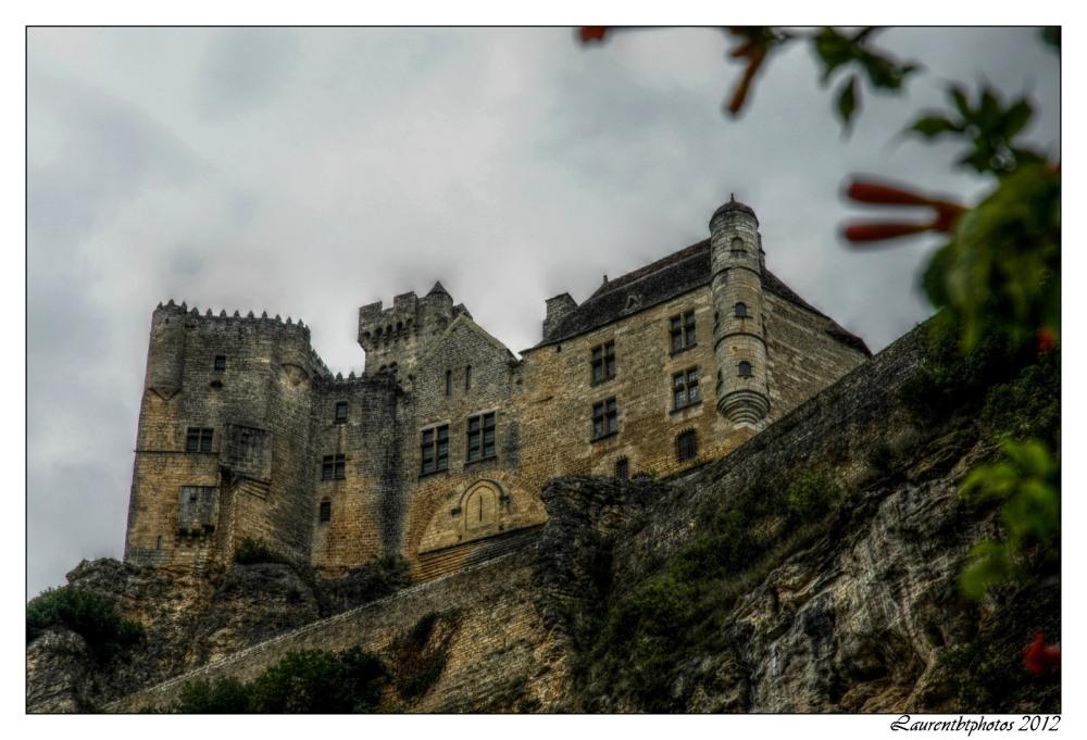 Le château de Beynac en Dordogne
