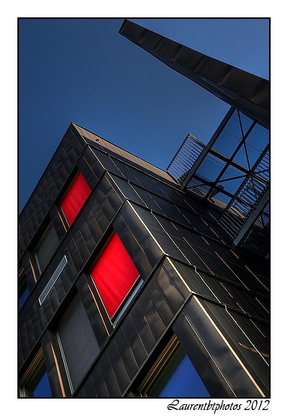 Architecture et couleurs, Rouen