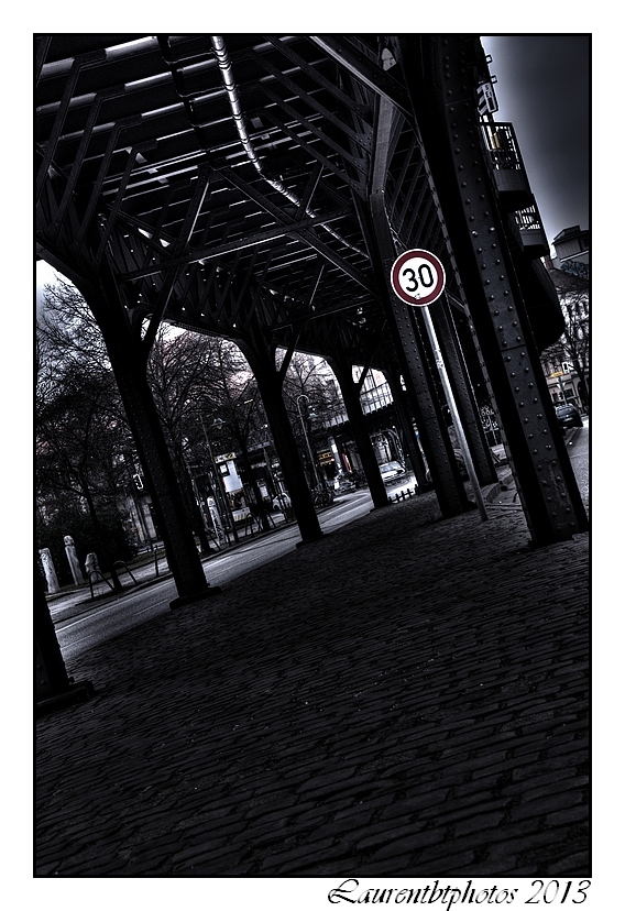 Pont, Berlin