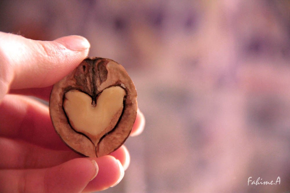 Walnut Heart