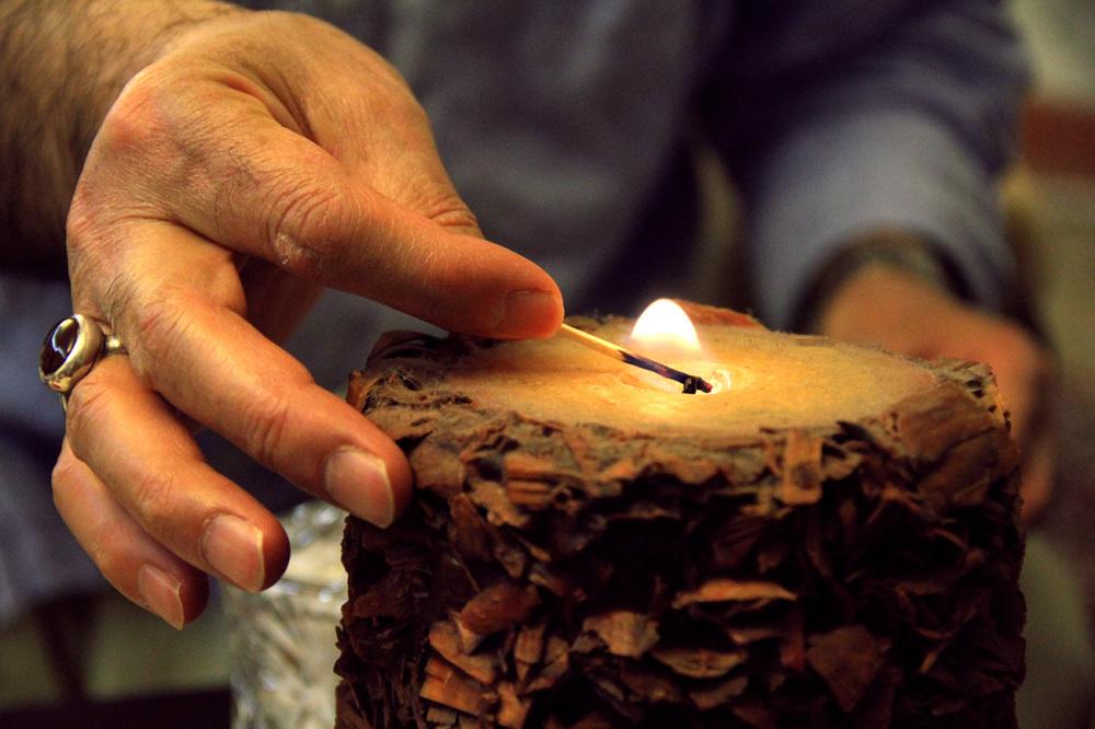 تنها شمعی که برای تولدت مناسب بود!