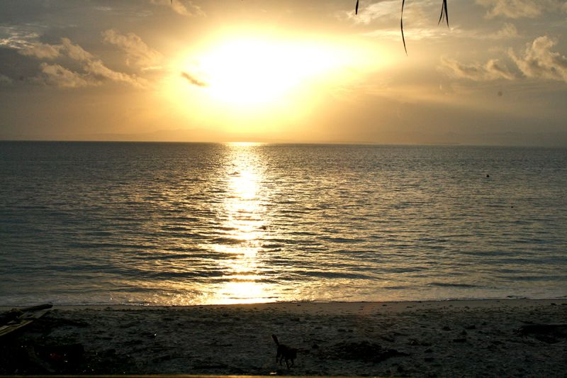 Asu, Indonesia , Sunrise