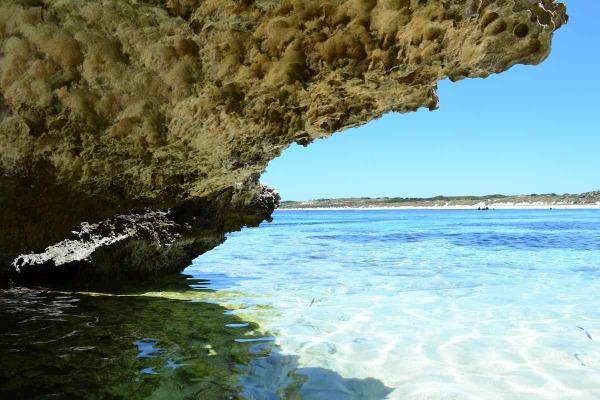 Rottnest Island. Western Australia.