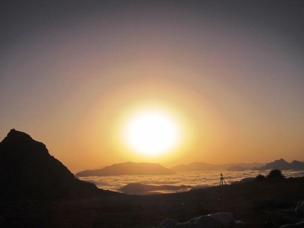sun above the cloud-2
