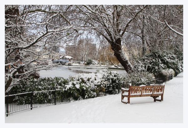 Rembrant Gardens, Maida Vale, London