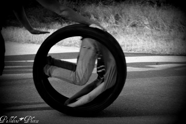 Tire Rollin' Fun
