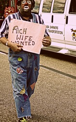 Rich Wife Wanted