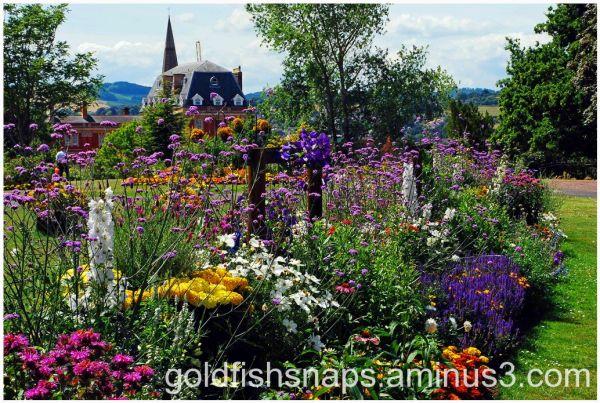 Northernhay Gardens.