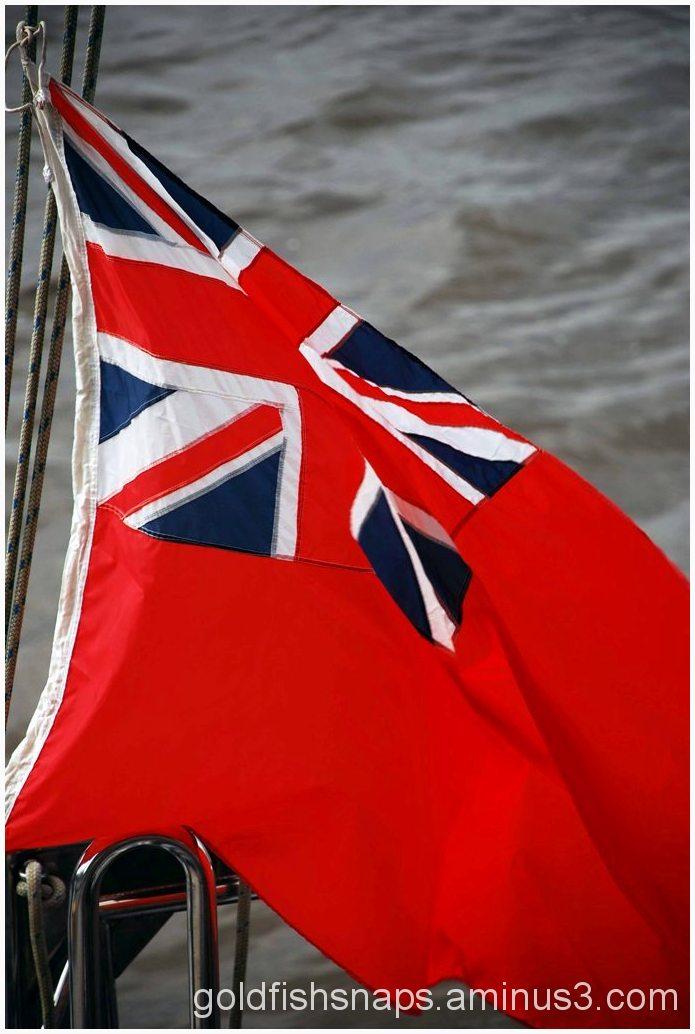 Union Flag Ensign.
