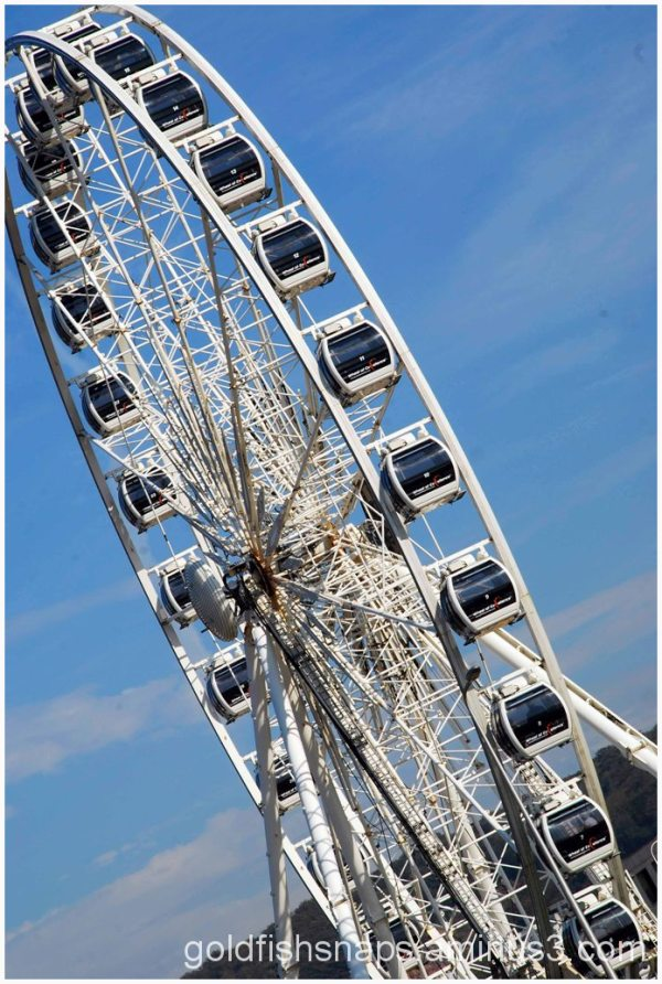 wheel at Weston-super-Mare.