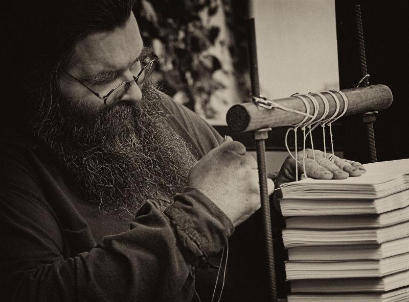 The Book Binder