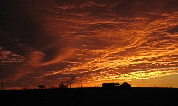 Silver Creek Sunset 1