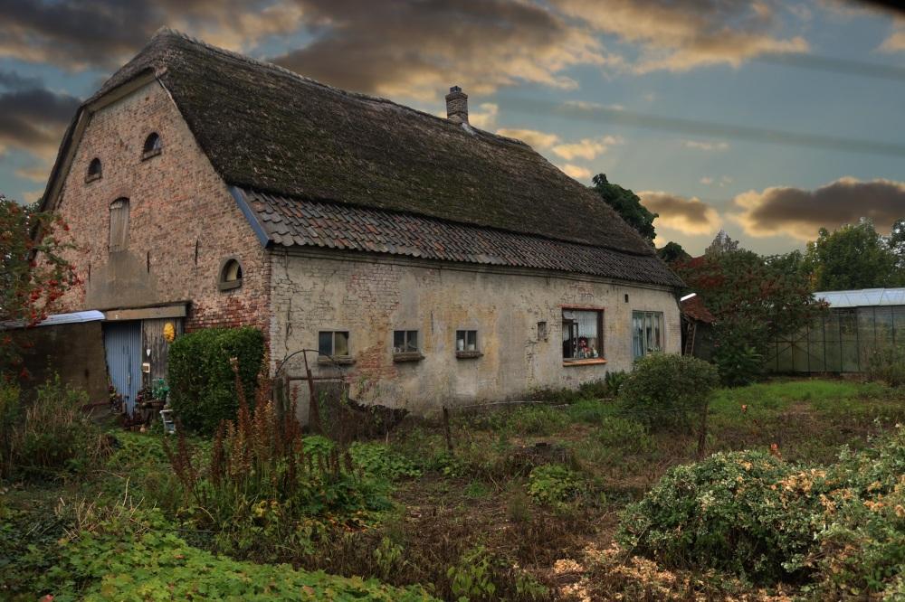 boerderij in de buurt van Huissen