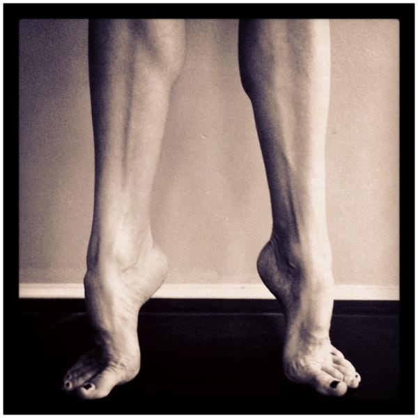 Half Toe #2