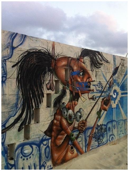 Street Art Warrior
