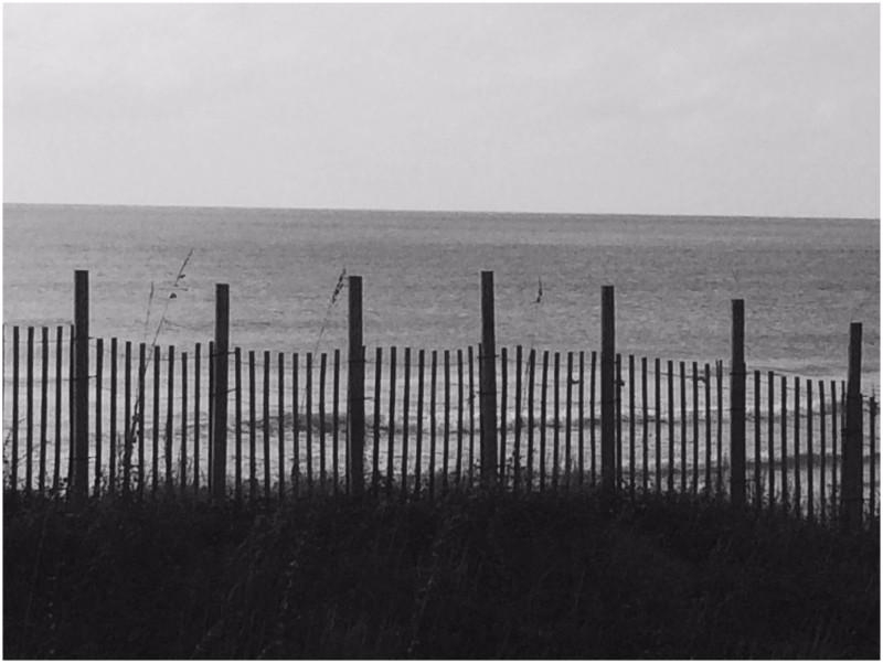 Onslow Beach, Camp Lejuene, North Carolina