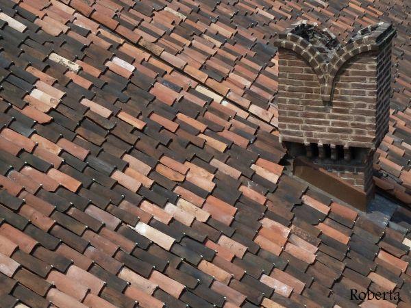 tiles roof in Torino