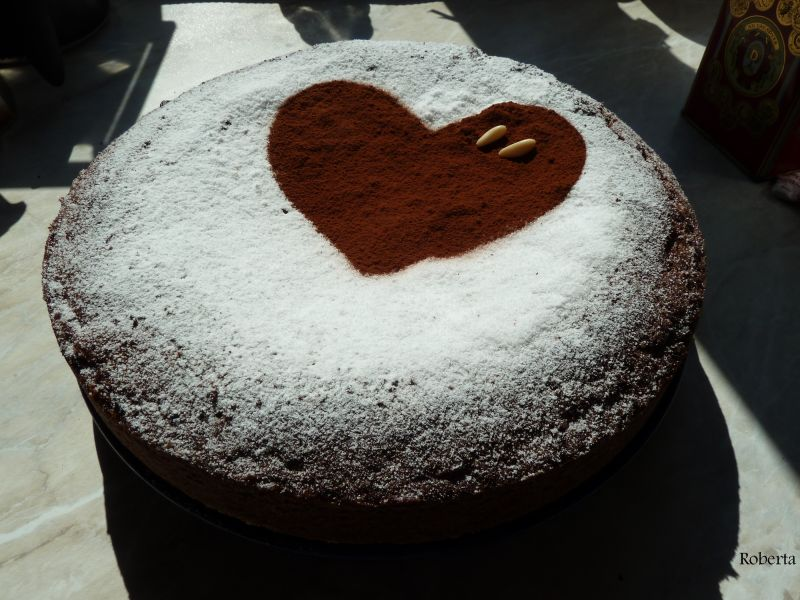a cake for my sweetheart