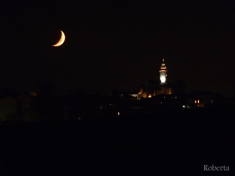 San Giorgio at night