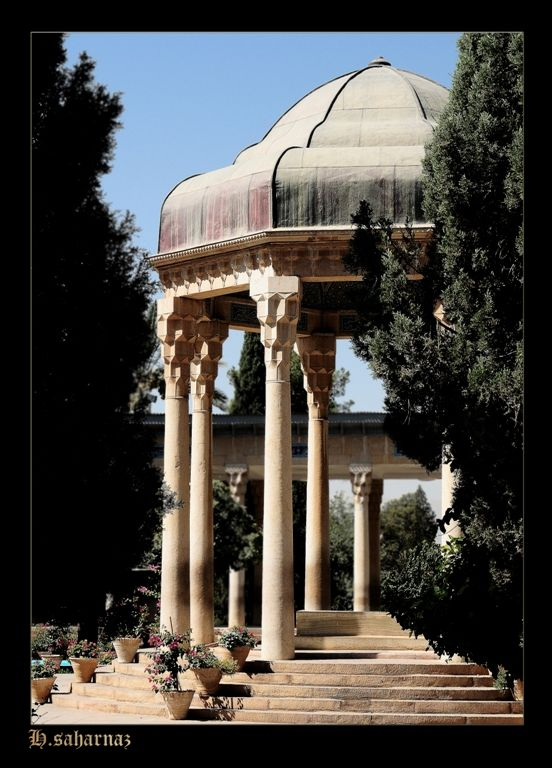 Grave of Hafez  :Shiraz
