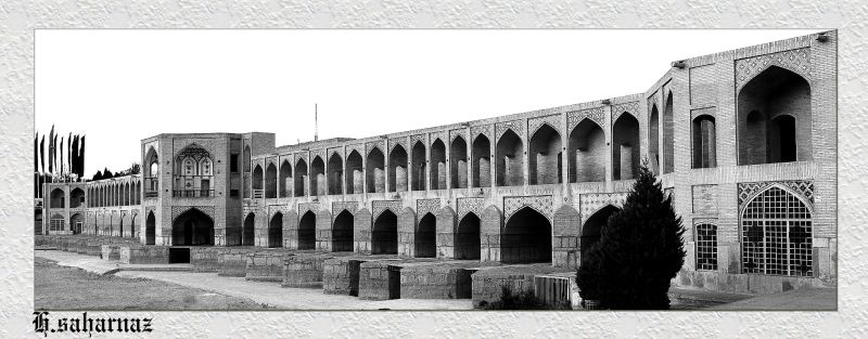 Khajoo bridge :Isfahan