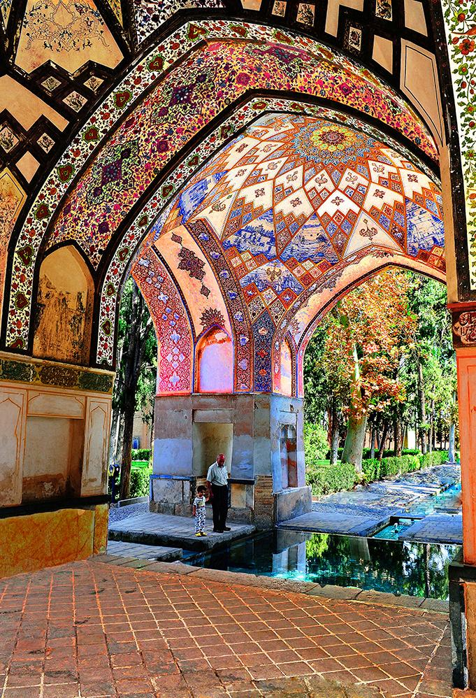Fin Garden--Kashan