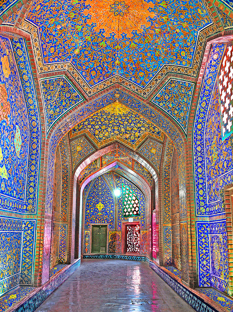 lutf Allah Mosque --- Isfahan