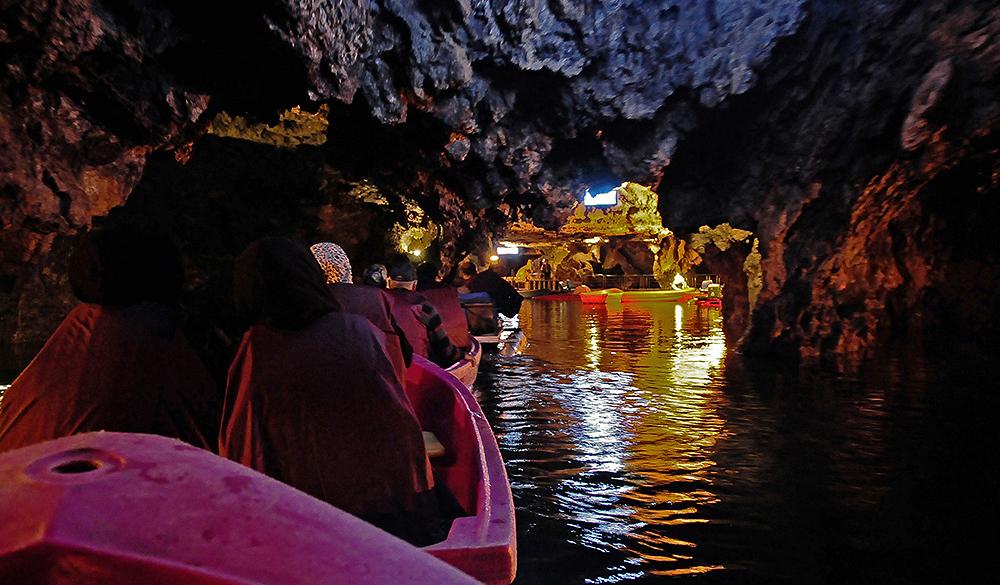 Ali Sadr Grotto -- Hamadan