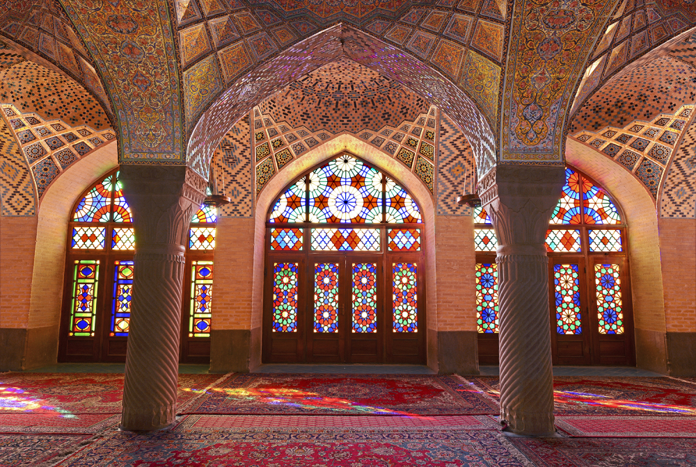 The pink Mosque - 4