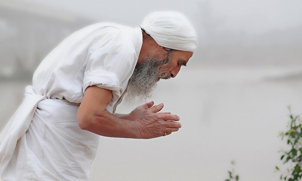 Mandaean Pray 1