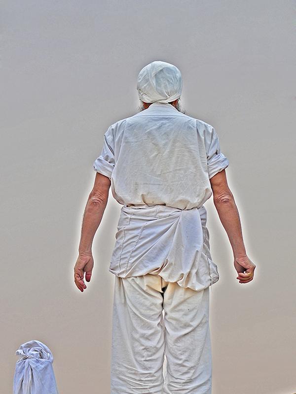 Mandaean Pray 2