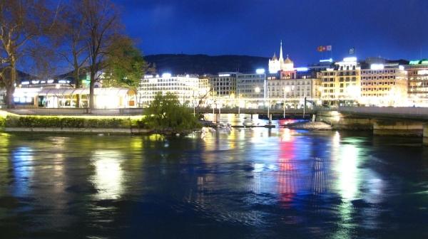 Genève by Night