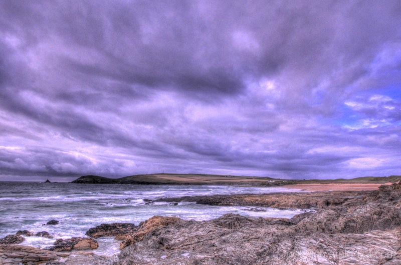 Constantine Bay and Trevose Headland