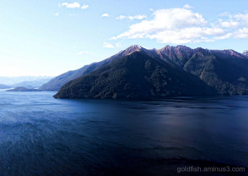 Lake Manapouri - Fiordland 4/4