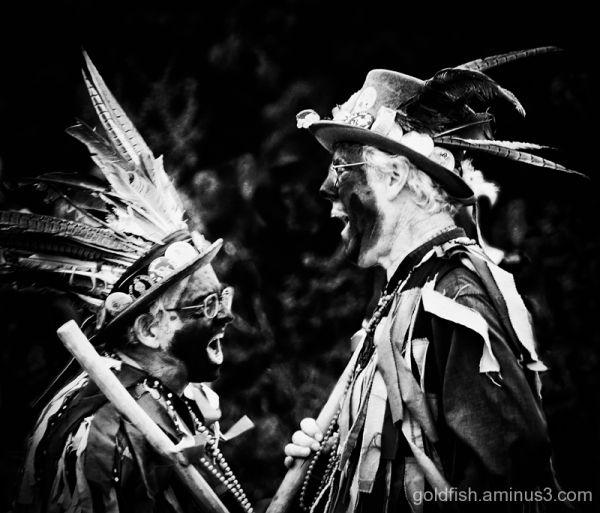 """Bunkfest 2011 - 4/4 """"Black Faced Dancers"""""""