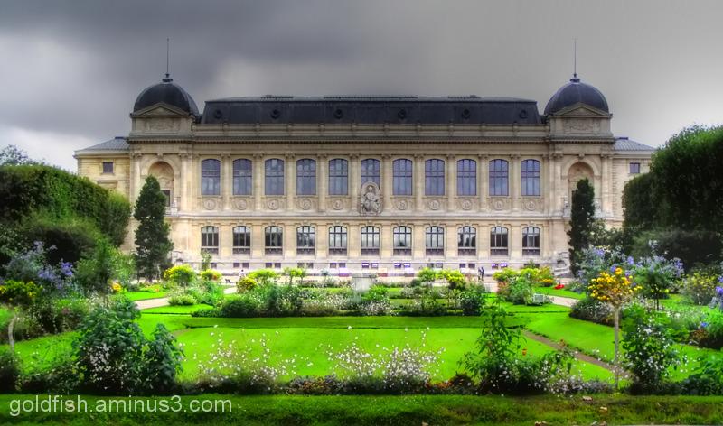 """Jardin des Plantes - 1/6 """"Natural History Museum"""""""