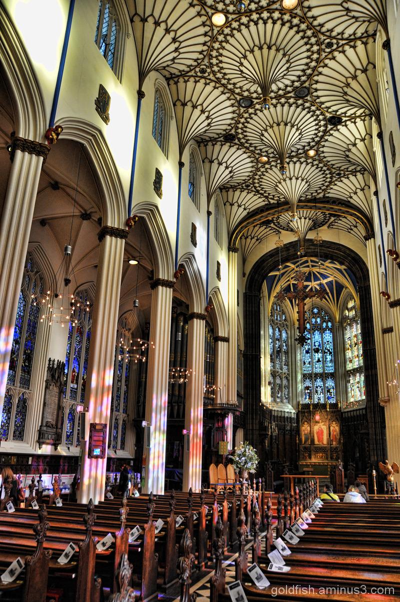 Church of St John the Evangelist, Edinburgh - 1/4