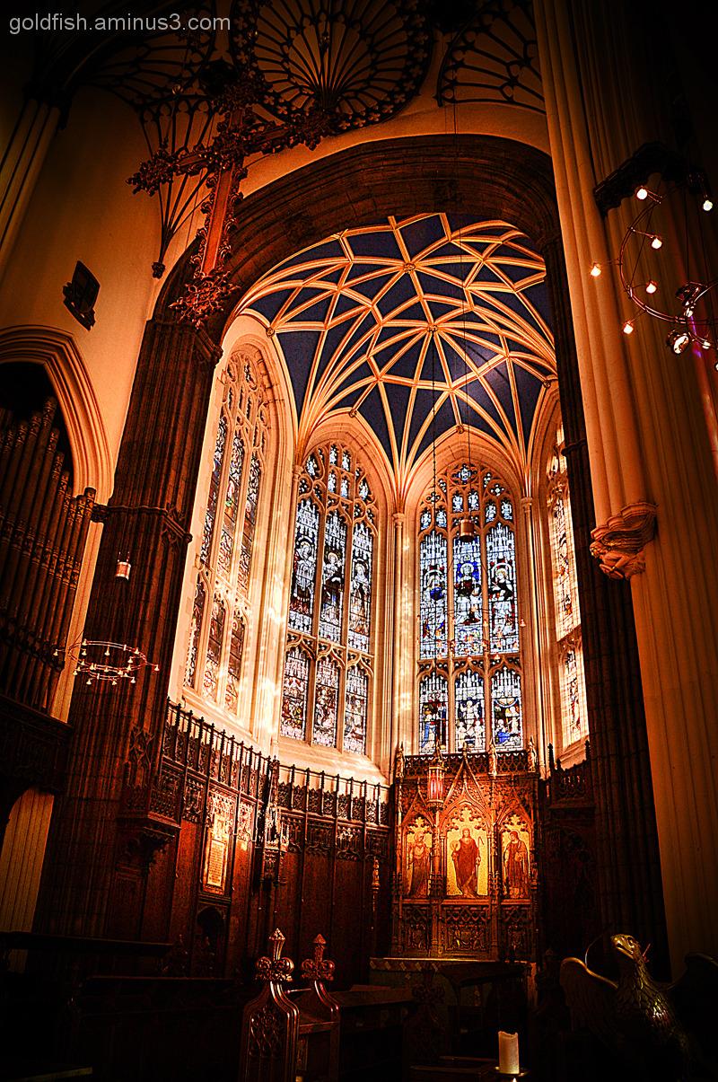 Church of St John the Evangelist, Edinburgh - 3/4